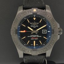 Breitling Avenger Blackbird Titanium 48mm Black No numerals United States of America, New York, New York
