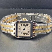 Cartier Santos Demoiselle 28mm White United States of America, New York, New York