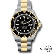 Rolex Gold/Steel 43mm Automatic 126603 new United States of America, New York, New York