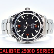Omega Seamaster Planet Ocean Acero 45mm Negro España, Malaga