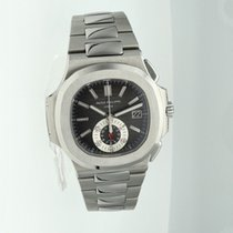 Patek Philippe Nautilus Patek Philippe Nautilus 5980/1A Very good Steel 40.5mm Automatic
