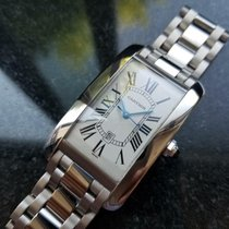 Cartier Tank Américaine White gold 27mm United States of America, California, Beverly Hills