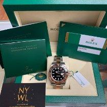 Rolex 126711CHNR Gold/Steel 2020 GMT-Master II 40mm new United States of America, New York, New York