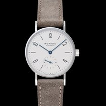 NOMOS Tangente 33 Steel 32.8mm Silver United States of America, California, San Mateo