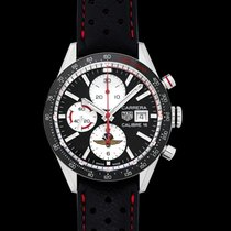 TAG Heuer Carrera Calibre 16 CV201AS.FC6429 New Steel 41mm Automatic United States of America, California, San Mateo
