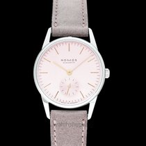 NOMOS Orion 33 Steel 32.8mm Pink United States of America, California, San Mateo