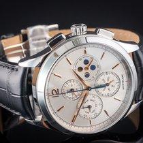 Montblanc Heritage Chronométrie Steel 43mm Silver
