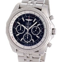 Breitling A4436412/BE17 Steel Bentley 6.75 49mm pre-owned United States of America, Pennsylvania, Willow Grove