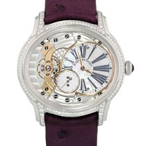 Audemars Piguet Millenary Ladies White gold 45mm Mother of pearl United States of America, New York, New York