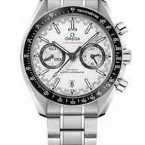 Omega Speedmaster Racing Staal 44.2mm Wit