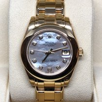Rolex Yellow gold 34mm Automatic 81208 new