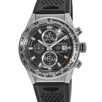 TAG Heuer CAR208Z.FT6046 Titanium Carrera Calibre HEUER 01 new United States of America, New York, Brooklyn