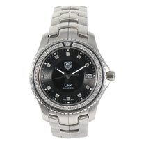 TAG Heuer Link pre-owned