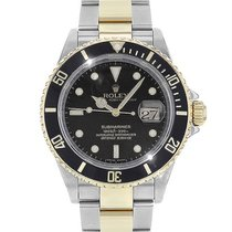 Rolex Submariner Date 16613T Good Gold/Steel 40mm Automatic South Africa, Johannesburg