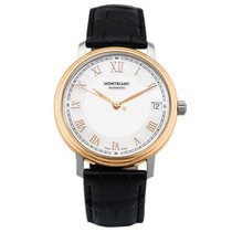 Montblanc Tradition Gold/Steel 32mm Mother of pearl