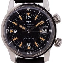 Wittnauer Steel 39mm Automatic 8007 pre-owned United States of America, California, West Hollywood