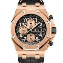 Audemars Piguet 26470OR.OO.A002CR.01 Rose gold Royal Oak Offshore Chronograph 42mm new United States of America, New York, NEW YORK