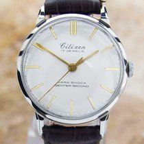 Citizen Steel 32mm Manual winding pre-owned United States of America, California, Beverly Hills