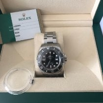 Rolex Sea-Dweller Deepsea Steel 44mm Black No numerals United States of America, New Jersey, union