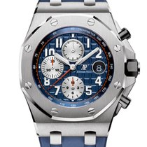 Audemars Piguet Royal Oak Offshore Chronograph 26470ST.OO.A027CA.01 Unworn Steel 42mm Automatic