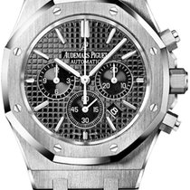 Audemars Piguet Royal Oak Chronograph new Automatic Chronograph Watch with original box and original papers 26320ST.OO.1220ST.01