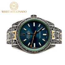 Rolex Milgauss Steel United States of America, New York, New York