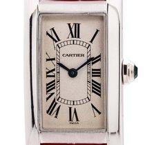 Cartier Tank Américaine 1713 1990 pre-owned