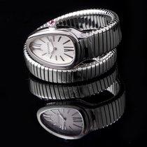 Bulgari Serpenti Steel 35mm Silver United States of America, California, San Mateo