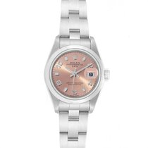 Rolex Oyster Perpetual Lady Date Steel 25mm Arabic numerals United States of America, Georgia, Atlanta
