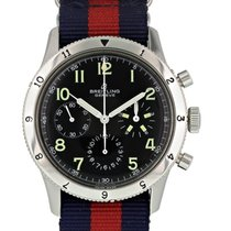 Breitling Top Time Steel 41mm Black United States of America, New York, New York