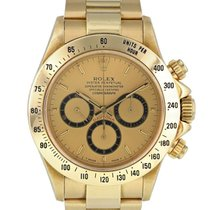 Rolex Daytona 16528 Very good Yellow gold 40mm Automatic United States of America, New York, New York