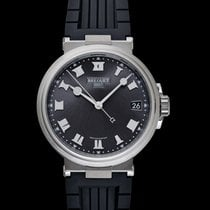 Breguet Titanium Automatic Black 40mm new Marine
