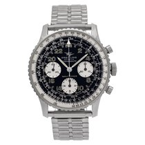 Breitling Navitimer Cosmonaute Steel 41mm Black United States of America, Florida, Surfside