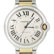 Cartier 3001 Steel 2018 Ballon Bleu 42mm 42mm pre-owned United States of America, New York, New York