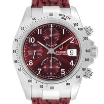 Tudor Tiger Prince Date Steel 40mm Bordeaux Arabic numerals United States of America, Georgia, Atlanta