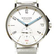 NOMOS Tangente Neomatik Steel 42mm White Arabic numerals
