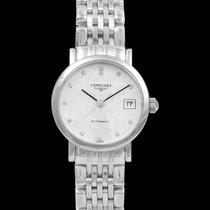 Longines Women's watch Elegant 25.5mm Automatic new Watch with original box