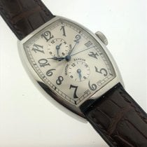 Franck Muller Steel Manual winding 5850MB pre-owned United States of America, California, Beverly Hills