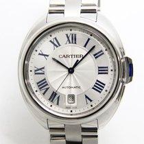 Cartier Clé de Cartier Acier 40mm