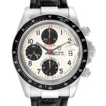 Tudor Tiger Prince Date Steel 40mm White Arabic numerals United States of America, Georgia, Atlanta
