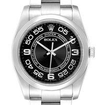 Rolex Oyster Perpetual 36 Steel 36mm Black Arabic numerals United States of America, Georgia, Atlanta