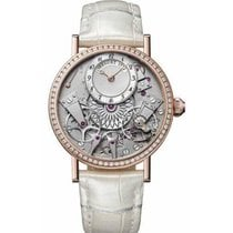 Breguet Tradition Rose gold 37mm Mother of pearl Arabic numerals