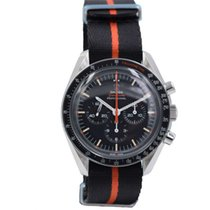 Omega Speedmaster Professional Moonwatch Acciaio 40mm Nero Italia, MILANO - MUNICH -   FROSINONE - MANFREDONIA