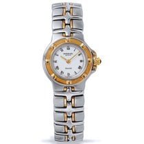 Raymond Weil Parsifal Gold/Steel 21mm White Roman numerals United States of America, Florida, Coconut Grove