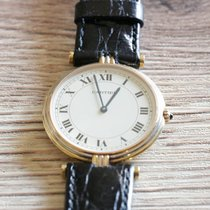 Cartier Trinity Yellow gold 34mm No numerals