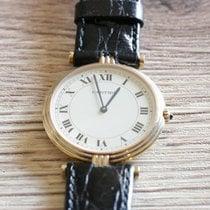 Cartier Trinity Zuto zlato 34mm Bez brojeva