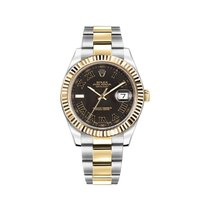 Rolex Datejust II Gold/Steel 41mm Roman numerals United States of America, New York, New York