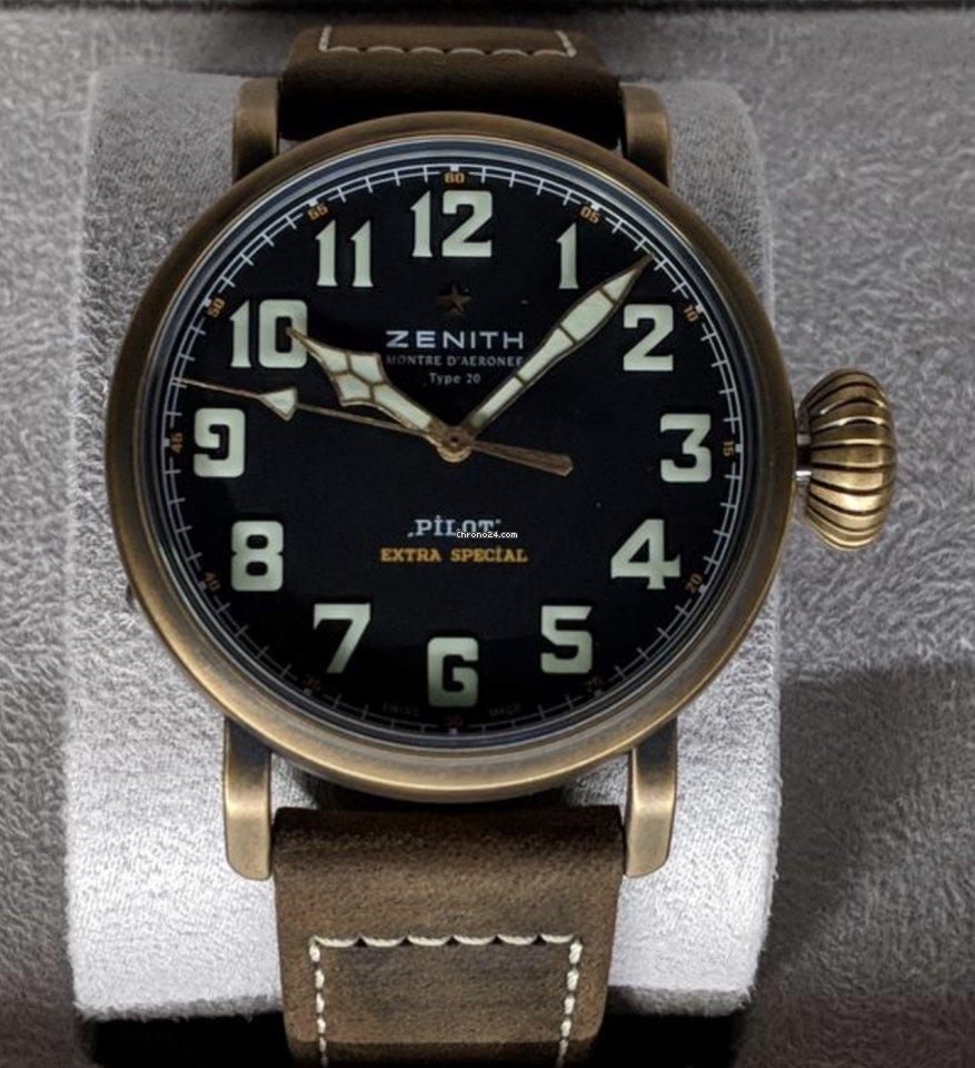 Zenith Pilot Type 20 Extra Special 29.2430.679/21.C753 nouveau