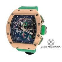 Richard Mille RM 011 Rose gold United States of America, New York, New York