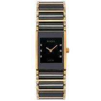 Rado Women's watch Integral 27mm Quartz new Watch with original box and original papers